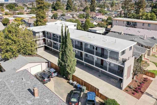 98 Dutton Ave, San Leandro, CA 94577 (#40942277) :: The Venema Homes Team