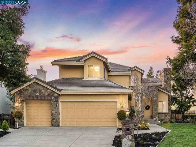 3556 Deer Crest Dr, Danville, CA 94506 (#40942335) :: Realty World Property Network