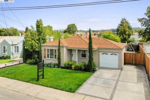 22140 Belle St, Castro Valley, CA 94546 (#40942348) :: Sereno