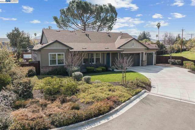 1844 Pleasant View Lane, Concord, CA 94521 (#40942451) :: Sereno