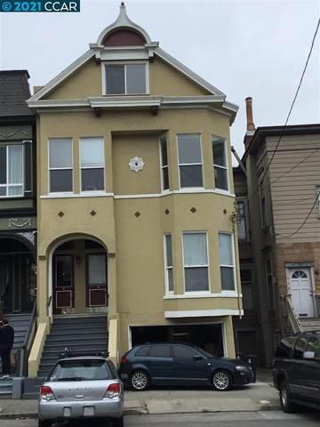 1552 Fulton, San Francisco, CA 94117 (MLS #40942620) :: 3 Step Realty Group
