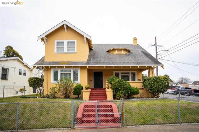2751 E 23rd St, Oakland, CA 94601 (#40942822) :: Armario Homes Real Estate Team