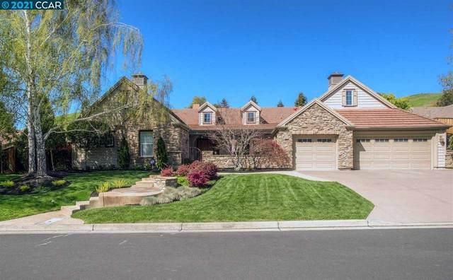 4015 Stone Valley Oaks Dr, Alamo, CA 94507 (#40942997) :: Sereno