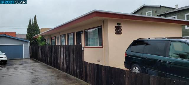 3131 Carlson Blvd, El Cerrito, CA 94530 (#40943056) :: The Venema Homes Team