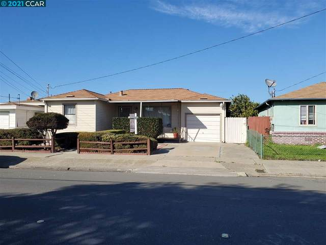 3627 Mcbryde Ave, Richmond, CA 94805 (#40943073) :: The Venema Homes Team