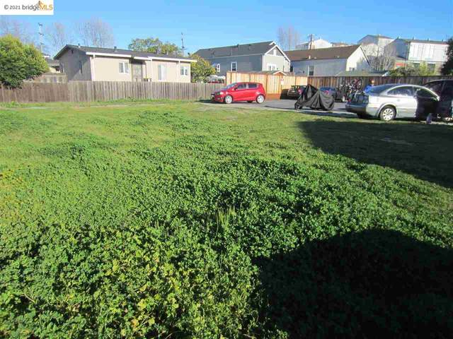 1047 43rd Street, Emeryville, CA 94608 (#40943126) :: The Lucas Group