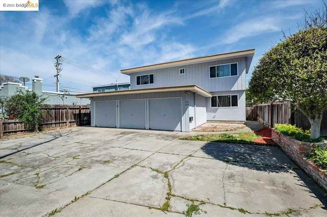 214 Bancroft, San Leandro, CA 94577 (#40943182) :: Armario Homes Real Estate Team