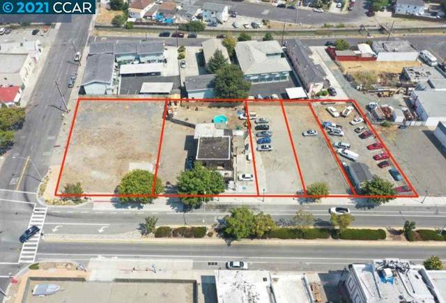 133 Parker Ave, Rodeo, CA 94572 (#40943207) :: Sereno