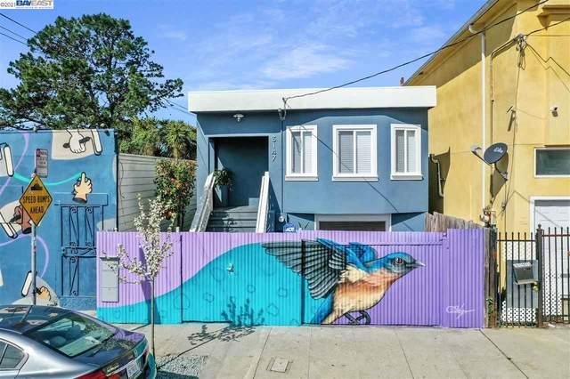 3147 Filbert St, Oakland, CA 94608 (#40943209) :: The Venema Homes Team