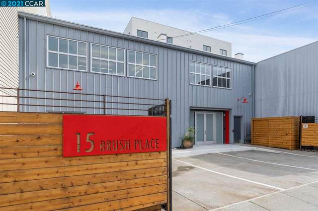 15 Brush Place, San Francisco, CA 94103 (#40943306) :: Realty World Property Network