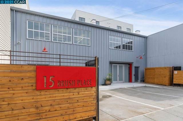 15 Brush Place, San Francisco, CA 94103 (#40943306) :: Sereno
