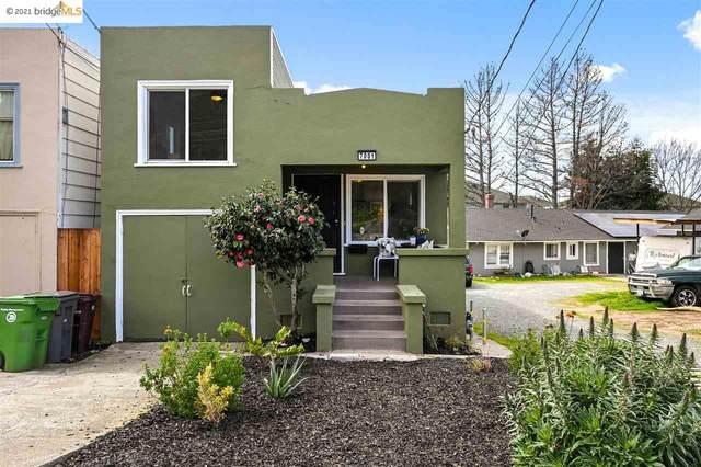 7001 Macarthur Blvd, Oakland, CA 94605 (#40943377) :: Sereno