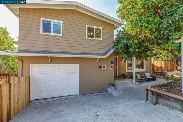128 Warren St, Martinez, CA 94553 (#40943387) :: The Venema Homes Team