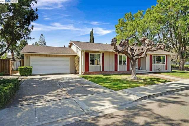 3198 Montpelier Ct, Pleasanton, CA 94588 (#40943391) :: Armario Homes Real Estate Team