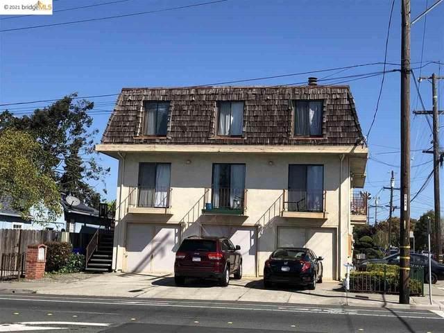 2729 Barrett Ave, Richmond, CA 94804 (#40943402) :: Sereno