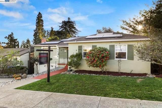 5065 Elrod Dr, Castro Valley, CA 94546 (#40943418) :: The Venema Homes Team