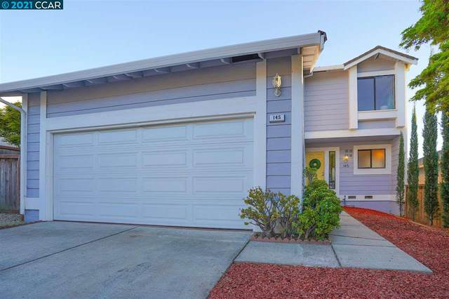 145 Oxford St, Hercules, CA 94547 (#40943419) :: The Venema Homes Team