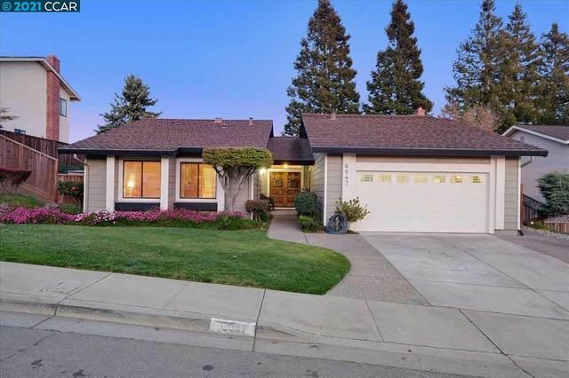 6047 Castlebrook Dr, Castro Valley, CA 94552 (#40943449) :: The Venema Homes Team