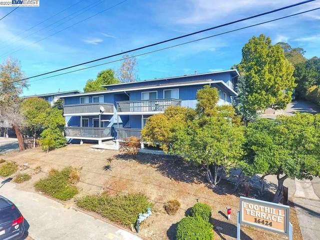 16424 Foothill Blvd, San Leandro, CA 94578 (#40943451) :: Armario Homes Real Estate Team