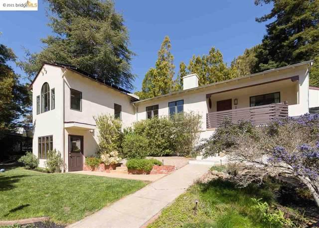 2600 Camino Lenada, Oakland, CA 94611 (#40943468) :: The Lucas Group