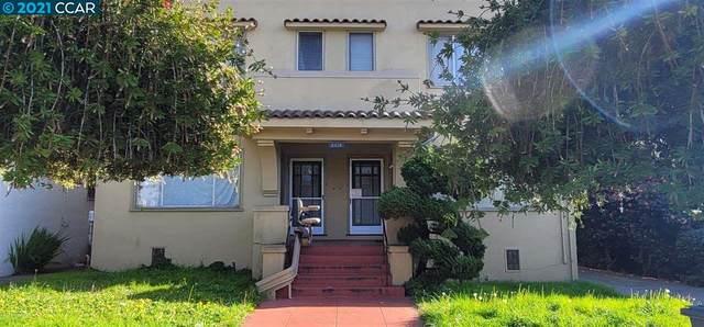 2418 Ashby Ave, Berkeley, CA 94705 (#40943517) :: Sereno