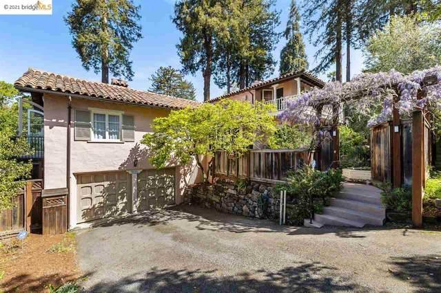 2565 Rose St, Berkeley, CA 94708 (#40943529) :: Sereno