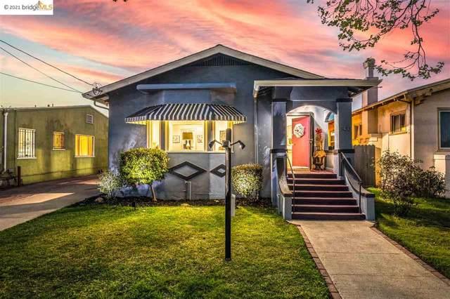 2433 Havenscourt Blvd, Oakland, CA 94605 (#40943531) :: Sereno