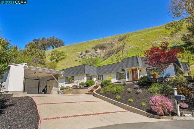 1550 Springbrook Rd, Walnut Creek, CA 94597 (#40943579) :: The Lucas Group