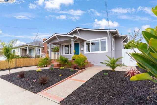 2035 102nd Ave, Oakland, CA 94603 (#40943607) :: Sereno
