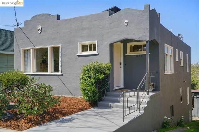 1075 Rose Ave, Oakland, CA 94611 (#40943613) :: The Venema Homes Team