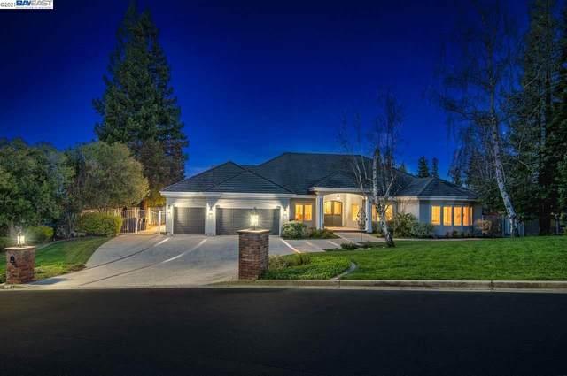 7972 Foothill Knolls Dr, Pleasanton, CA 94588 (#40943619) :: The Venema Homes Team