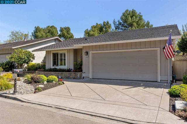 613 St George Rd, Danville, CA 94526 (#40943623) :: Armario Homes Real Estate Team