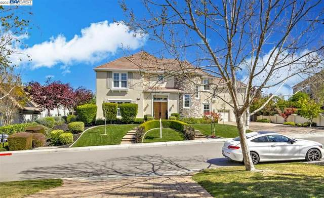 872 Chateau Heights Ct, Pleasanton, CA 94566 (#40943634) :: Realty World Property Network