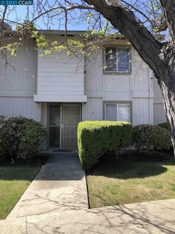 1725 Landana #9, Concord, CA 94519 (#40943653) :: The Venema Homes Team