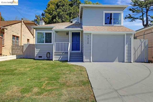 7838 Olive Street, Oakland, CA 94621 (#40943671) :: Sereno