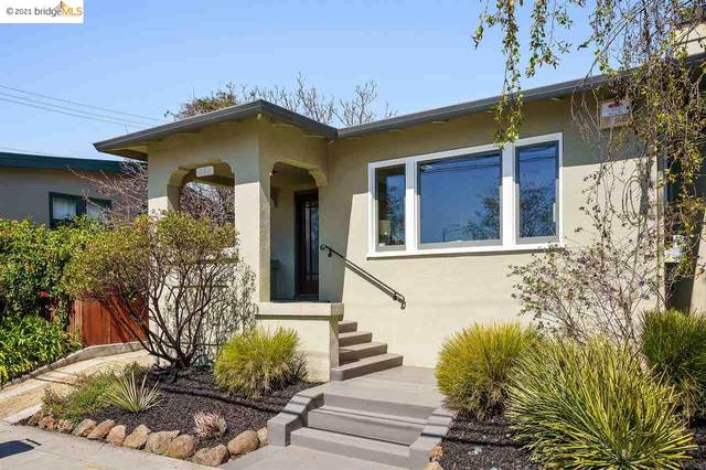 494 Clifton St, Oakland, CA 94618 (#40943688) :: The Venema Homes Team