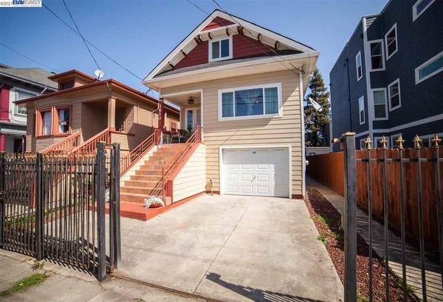 1610 14Th St, Oakland, CA 94607 (#40943691) :: Sereno