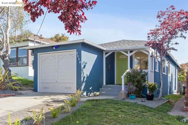 2510 San Mateo St, Richmond, CA 94804 (#40943730) :: Sereno