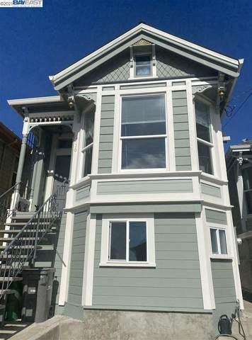 2130 E 15Th St, Oakland, CA 94606 (#40943754) :: Armario Homes Real Estate Team