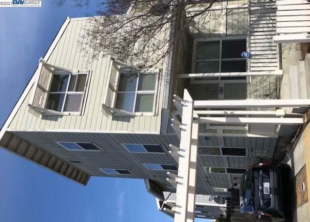 10804 Edes Avenue, Oakland, CA 94603 (#40943769) :: The Venema Homes Team