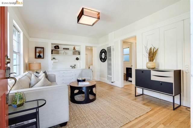 880 44Th St, Oakland, CA 94608 (#40943791) :: Armario Homes Real Estate Team