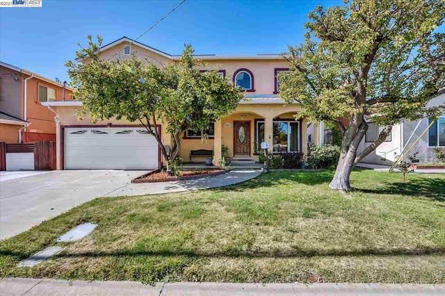 1855 Cedar Ave, San Leandro, CA 94579 (#40943810) :: The Venema Homes Team