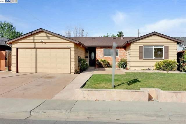 42761 Everglades Park Dr, Fremont, CA 94538 (#40943866) :: Armario Homes Real Estate Team