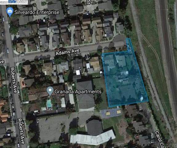 0 Adams Ave & Harrison St, Fremont, CA 94538 (#40943879) :: Armario Homes Real Estate Team