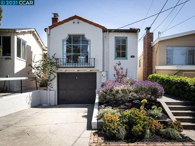 525 Key Route Blvd, Albany, CA 94706 (#40943900) :: The Venema Homes Team