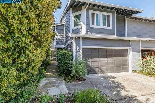 471 Via Royal, Walnut Creek, CA 94597 (#40943917) :: Sereno