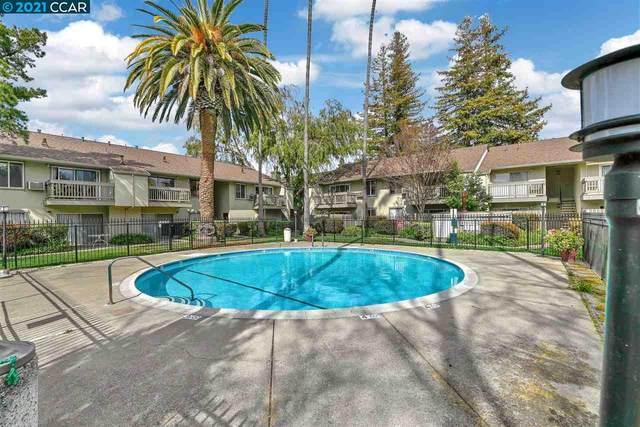 2560 Walnut Blvd #19, Walnut Creek, CA 94596 (#40943924) :: The Venema Homes Team