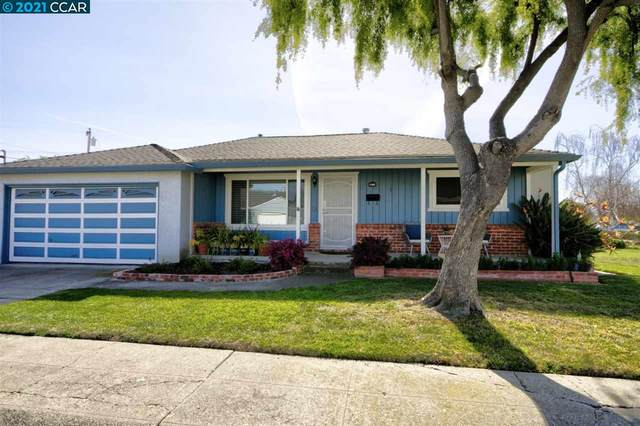 1786 Via Carreta, San Lorenzo, CA 94580 (#40943946) :: The Venema Homes Team