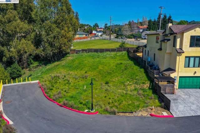 0 Jensen Rd, Castro Valley, CA 94552 (#40943965) :: Sereno