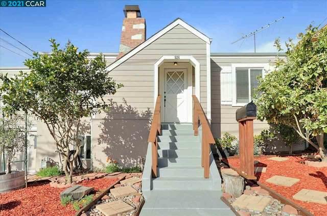 926 Taylor, Albany, CA 94706 (#40944021) :: Armario Homes Real Estate Team